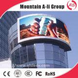 Colore completo esterno buono P10 di vendita che fa pubblicità alla visualizzazione del LED