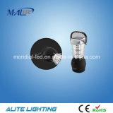 Lampada chiara di campeggio dei 30 LED della lanterna solare multifunzionale esterna della manovella