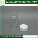 bottiglia della plastica dell'animale domestico del cilindro 100ml