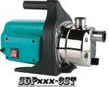 (SDP600-3ST) Edelstahl-Garten-Strahlen-automatische Wasser-Pumpe für aufladendruck