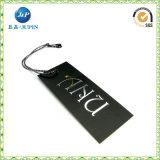 Tag plástico do cair do vestuário da corda do melhor estilo novo do preço (JP-HT064)