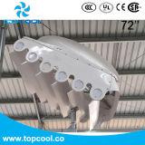 """Super Ventilator voor de Cycloon Vhv 72 van het Landbouwbedrijf van het Vee de """" Koeler van de Convectie"""