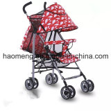 Cochecito de acero de la bicicleta de la madre y del niño