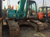 Máquina escavadora usada Kobelco Sk200-6 de Kobelco para a venda
