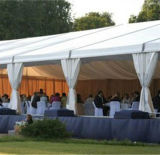 Alibabaの二重PVC Coated Air Conditioned Canopy Party Tent