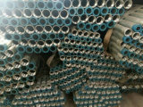 Steel galvanizzato Pipe Thread con Coupling