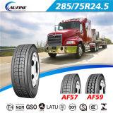 Camión Radial Tyre, Radial pesado camión de carga de los neumáticos, TBR Neumático del carro (385 / 65R22.5)