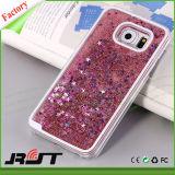 Samsung 주 5를 위한 전화 부속품 유사 액체 반짝임 플라스틱 상자