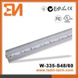 LED媒体の正面の照明壁の洗濯機(H-335-S48-RGB)