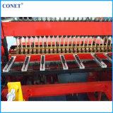 Fabbrica Price Reinforced Pieno-Automatic Mesh Panel Welding Machine (HWJ2000 con la riga collegare ed il collegare trasversale 5-12mm)