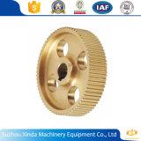 Aanbieding CNC die van de Fabrikant van China de ISO Verklaarde de Delen van het Messing machinaal bewerken
