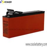 Chinesische Vorderseite-Terminalbatterie 12V125Ah des Hersteller-FT12-125 für Solarspeicherung
