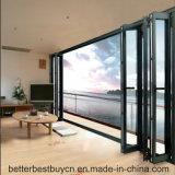 Maison de conception la plus récente de 2016 utilisant la porte pliante en aluminium