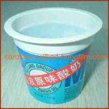 Película del lacre de Vepet/Pet/PS de la categoría alimenticia para la taza de la leche