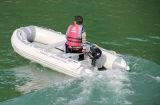 Охлаженный водой 3.6HP двигатель шлюпки хода забортного двигателя 2