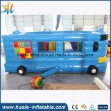 Хвастун для игр малышей, оживлённый шлямбур оживлённой игрушки автомобиля раздувной