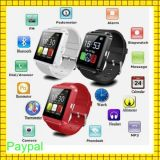 4 colores Bluetooth 3.0 impermeable inteligente Watch (U8)