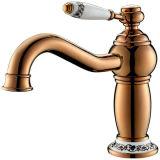 Banheiro Rose Single Handle Basin Faucet