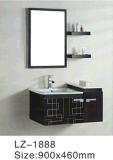 Preiswerte HandelsEdelstahl-Badezimmer-Eitelkeit (LZ-5690)