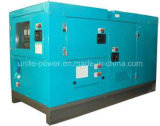 60Hz 100kVA Cummins Engine Diesel Generator Set con Stamford Alternator