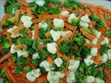 2016 IQF Frozen Mixed Vegetables em 4mix/3mix/2mix
