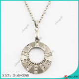 Monili in lega di zinco di Fashion Metal Necklace (PN)