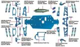 Hsp 1/10. Schuppe Nitro weg vom Straßen-Monster-LKW (Modell Nr.: 94188)