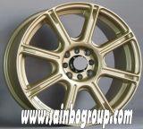 По-разному колеса картины, колесо сплава автомобиля