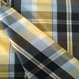 Prodotto tinto filato intessuto 100% del popeline di cotone per le camice/vestito Rlsc40-6