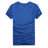 2016 het Overhemd van het T-stuk van de In het groot Goedkope van de Manier Mensen van de Polyester