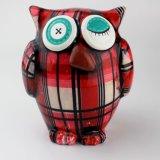 La Banca Piggy di ceramica personalizzata del fumetto per l'OEM dei capretti