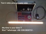 Caso della dimostrazione del tester di Digitahi LED per il controllo il TDC & del lux