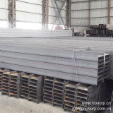 Fascio d'acciaio del materiale H dal fornitore d'acciaio di profilo di Tangshan (HEA HEB)