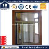 Horizontales Büro-schiebendes Glasaluminiumfenster (sw-7790)
