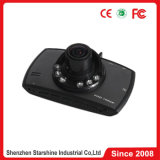 H. 264 caixa negra DVR G30 de Car com 170 Degree Wide Angle