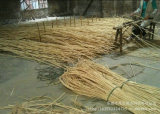 Bambusblumen-Steuerknüppel