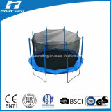 Восьмиугольное 14ft Trampolines с Enclosure (TUV/GS Certificates)