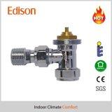 Corpo de válvula termostático do radiador do ângulo (IDC-V09)