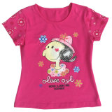 Children의 Clothes Sgt-068에 있는 Rhinestone를 가진 형식 Colorful Kids Girl Apparel