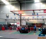 Shunli 3200kgの下層雲高機械油圧車の上昇