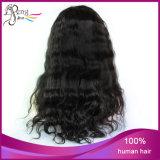 Парик шнурка бразильской верхней части волны воды человеческих волос Silk полный