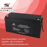 De diepe AGM van de Cyclus 12V 150ah Batterij van de Zonne-energie van het Type