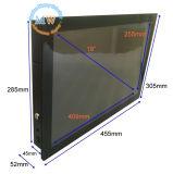 19 schermo del contrassegno dell'affissione a cristalli liquidi Digitahi di pollice con la scheda di deviazione standard del USB (MW-192AGS)
