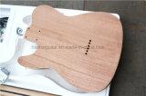 Musique de Hanhai/guitare télé- du nécessaire de guitare électrique de Chaîne de caractères-Par l'entremise-Corps de type/DIY