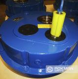 샤프트에 의하여 거치되는 산업 변속기 제조자 (ATA125)