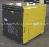 5gf-Lde Gasoline Silence Generating Set Good Quality