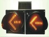 Segnale stradale solare di limite di velocità del LED