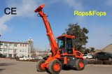 Ce Mini Telescopic Loader (HQ915T) met Perkins Engine