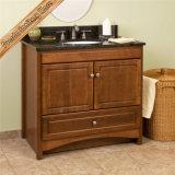 Badezimmer-Eitelkeits-Schrank-Qualitäts-Badezimmer-Schrank des festen Holz-Fed-6056