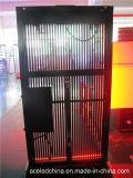 Cortina video do indicador da cortina do engranzamento da tira do diodo emissor de luz/diodo emissor de luz/diodo emissor de luz/diodo emissor de luz para a iluminação DJ do estágio, barra, eventos